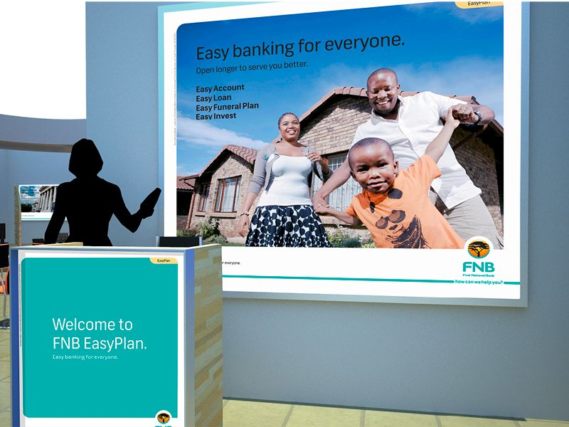 Ink&Feather FNB Smart account branch 4